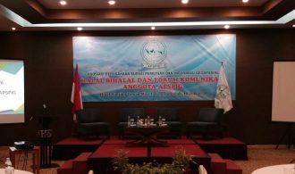Halalbihalal dan Forum Anggota 2019